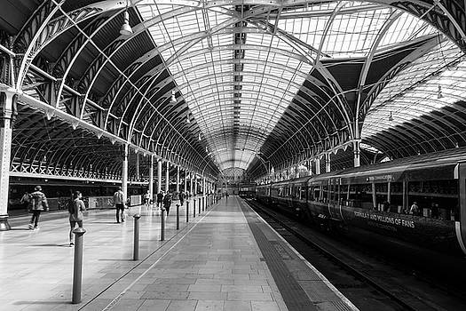 Paddington Station by Joe Paul