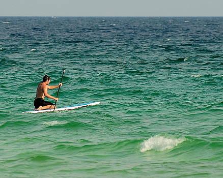 Paddle Board by Ken Rada