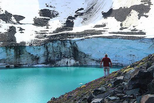 Marv Russell - Paddy Peak Glacial Lake