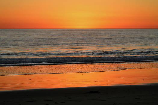 Art Block Collections - Padero Beach Sunset