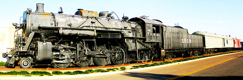 Paducah Train by Kyle Ferguson