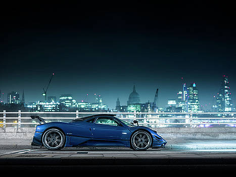Pagani Zonda MD by George Williams