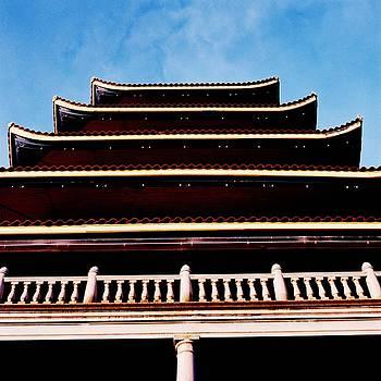 Pagoda by Darren Modricker