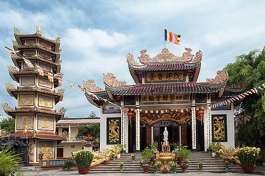 Erika Gentry - Pagoda, Nha Trang Vietnam