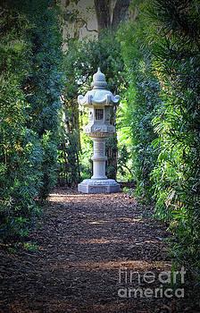 Jost Houk - Pagoda of the Garden