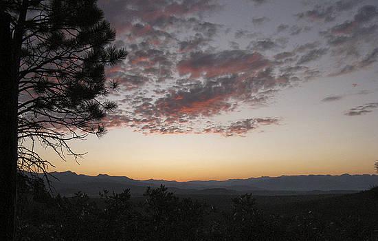 Pagosa Sunset by Juliana Conley