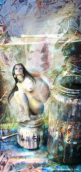 Paint Fairy by Kalynn Kallweit