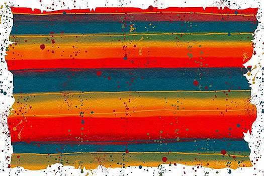 Paint It Serape by Barbara Chichester