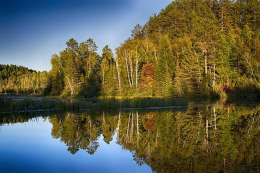 Paint River by Dan Hefle