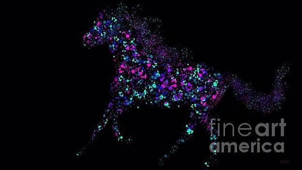 Nick Gustafson - Paint Splattered Pony