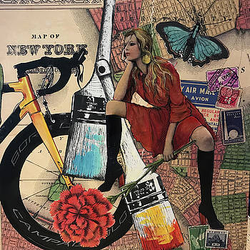 Paint The Town by Susan Reed