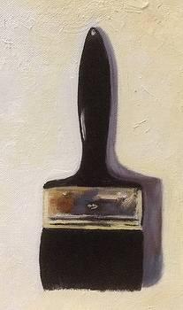 Paintbrush by Christina Knapp