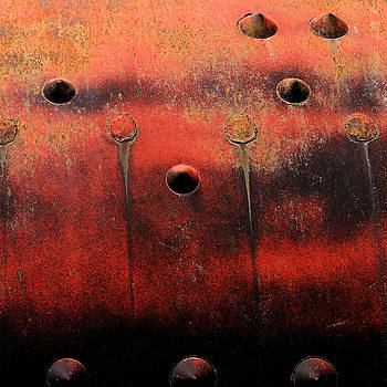 Art Block Collections - Painted Boiler Tank