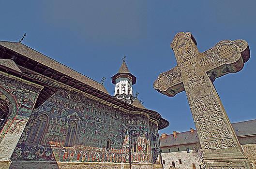 Dennis Cox - Painted Bucovina Monastery