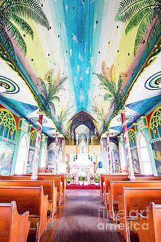 Daniel Knighton - Painted Church 1