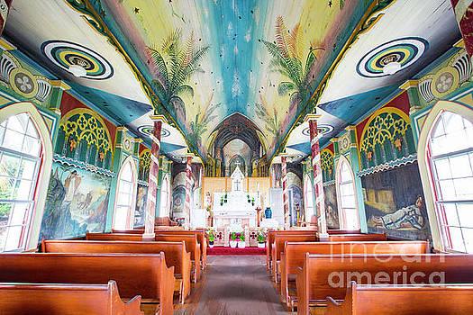 Daniel Knighton - Painted Church 2