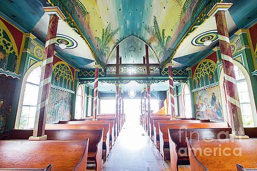 Daniel Knighton - Painted Church 3