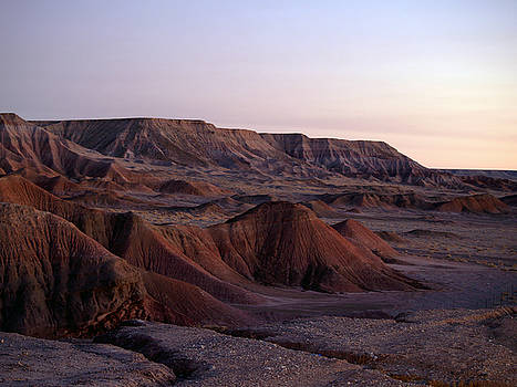Jeff Brunton - Painted Desert 120