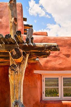 Painted Desert Inn by Robert Brusca