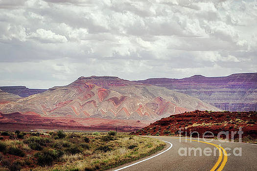 Painted Mountain by Joan McCool