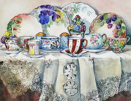 Painted Painted China by Jane Loveall