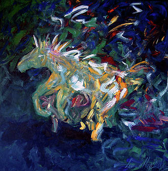 Painted Pony by Lance Headlee