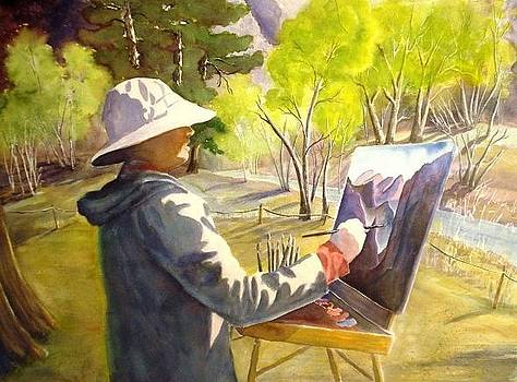 Marilyn Jacobson - Painters Paradise