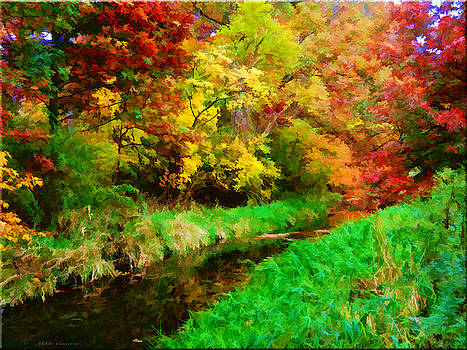 Painting Nature by Mikki Cucuzzo