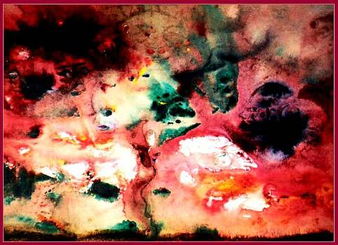 Painting Series 18 by Gabe Art Inc