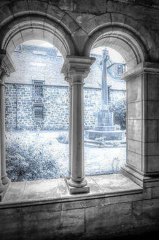 Paisley Abbey Cloisters by Tylie Duff