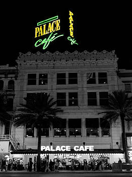 Palace Cafe New Orleans by Shawn McElroy