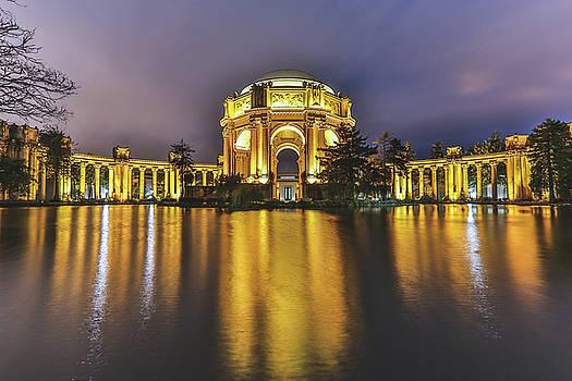 Palace of Fine Art by Jimmy McDonald