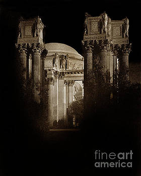 California Views Mr Pat Hathaway Archives - Palace of Fine Arts Panama-Pacific Exposition, San Francisco 1915