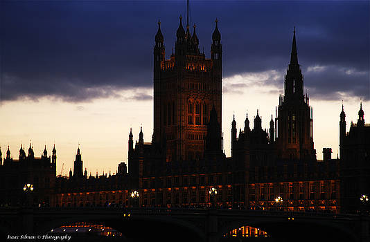 Isaac Silman - Palace of Westminster London GB