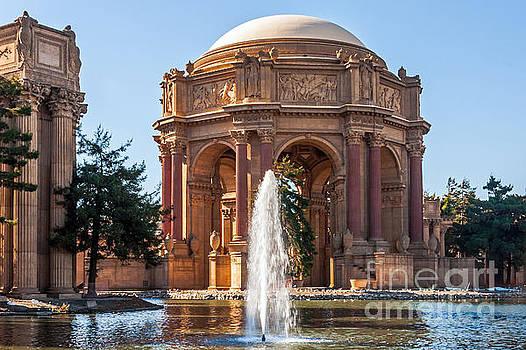 Kate Brown - Palace Rotunda