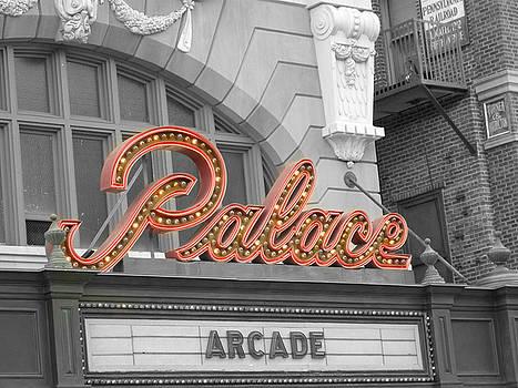 Palace Theatre by Audrey Venute