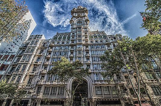 Venetia Featherstone-Witty - Palacio Barolo, Buenos Aires, Argentina
