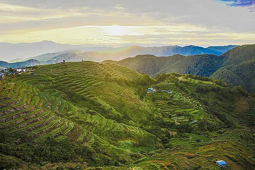 Palayan sa Mt. Santo Tomas by Jim De Ramos