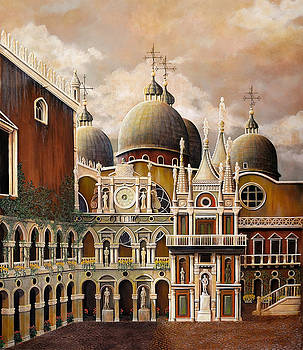 Palazzo Ducale by Pamela Roehm
