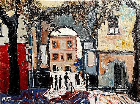 Palazzo Vecchio by Kurt Hausmann