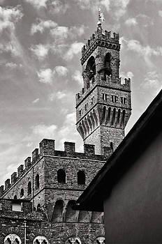 Mick Burkey - Palazzo Vecchio Tower