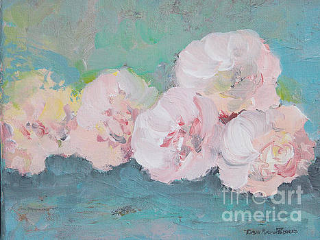 Pale Pink Peonies by Robin Maria Pedrero