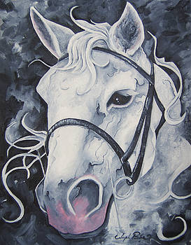 Joseph Palotas - Pale White Horse