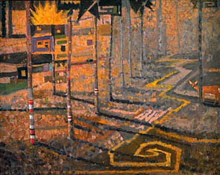 Paleo Pathway by Maury Hurt