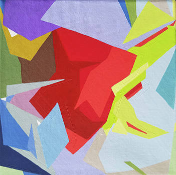Palette Bananier 1 by Muriel Dolemieux