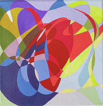 Palette Bananier 2 by Muriel Dolemieux