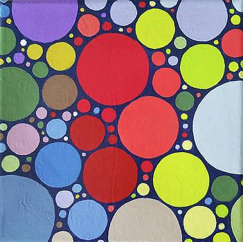 Palette Bananier 4 by Muriel Dolemieux