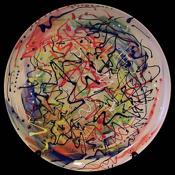 Palette Pot #3 by Kym Nicolas