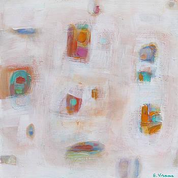 Palimpsest #1 by Ethel Vrana