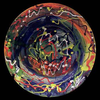 Palette Pot #2 by Kym Nicolas